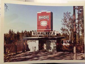 """Nummenkylä """"Nortti portti"""" sisäänkäynti. ©Ari Pihlström"""