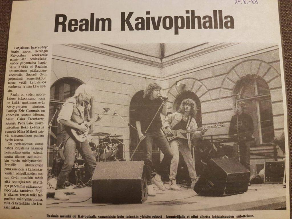 Realm Kaivopihalla